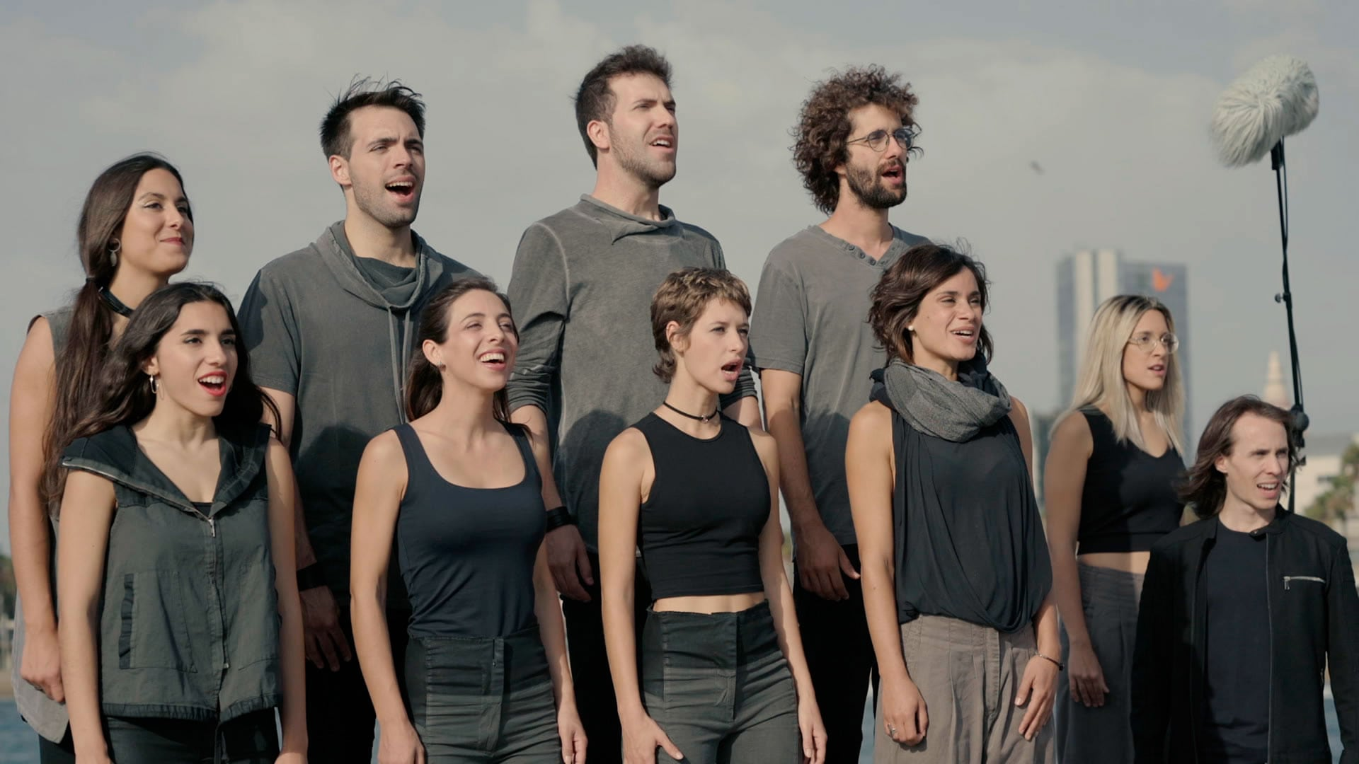 Programa De TV3 Let The Peoples Sing Cover