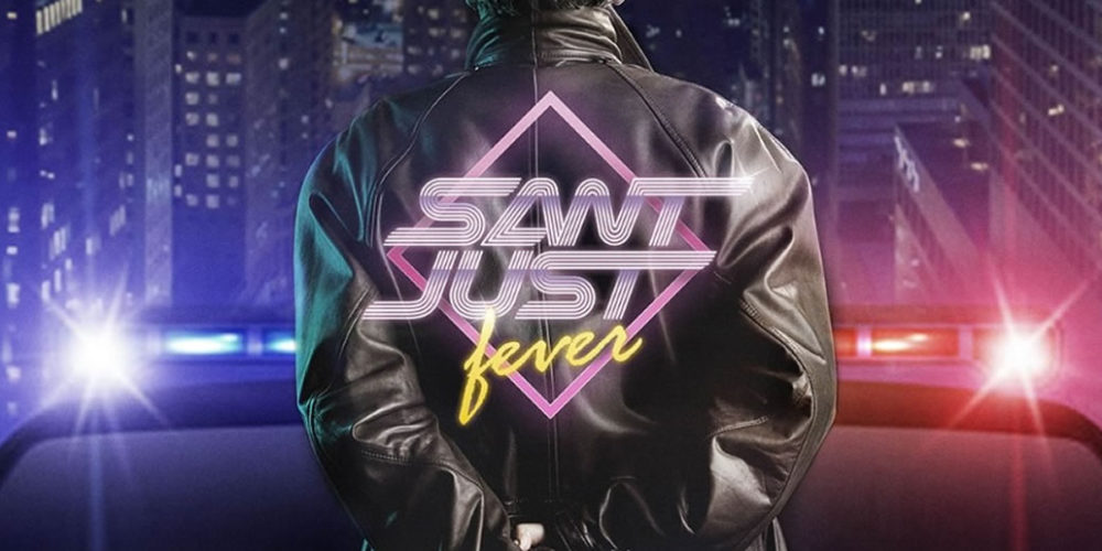 Webserie Sant Just Fever Cover